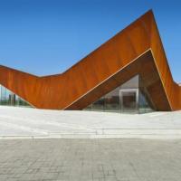 Arquitectura Fractal (8 de 10).  Galeria Vanke Triple V