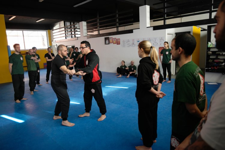 HKB Wing Chun Perugia