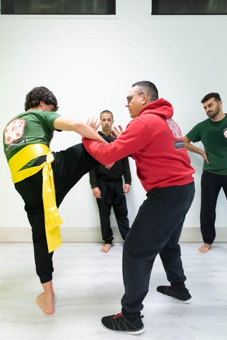 Imparare Wing Chun A Roma