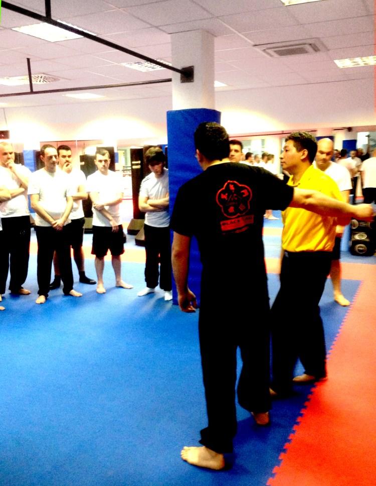GM Lin Xiang Fuk - Seminario pubblico