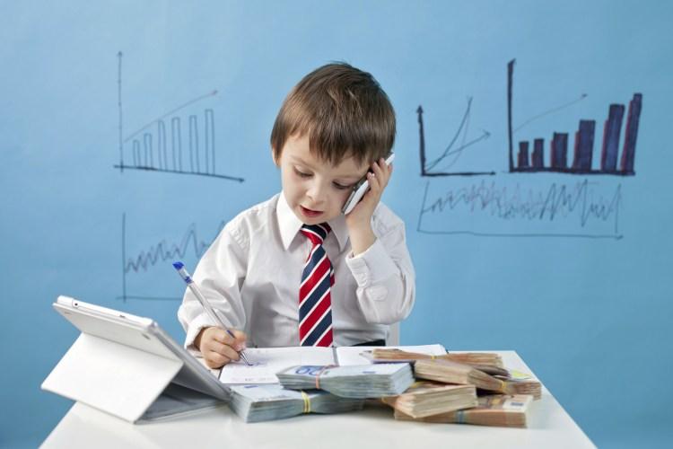 cosa insegnare ai figli sul denaro