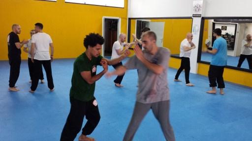 Orientation: la base della progressione didattica del Black Flag Wing Chun