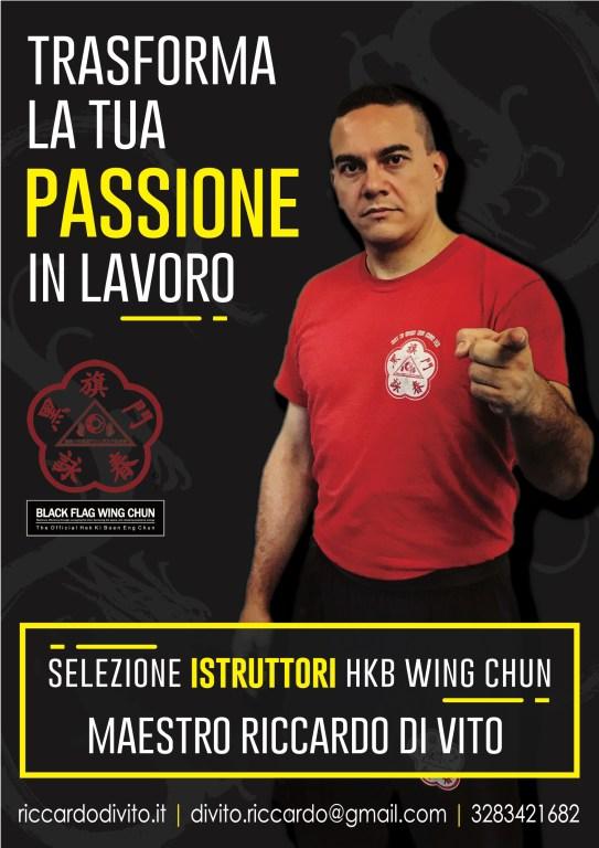 Istruttore di Wing Chun