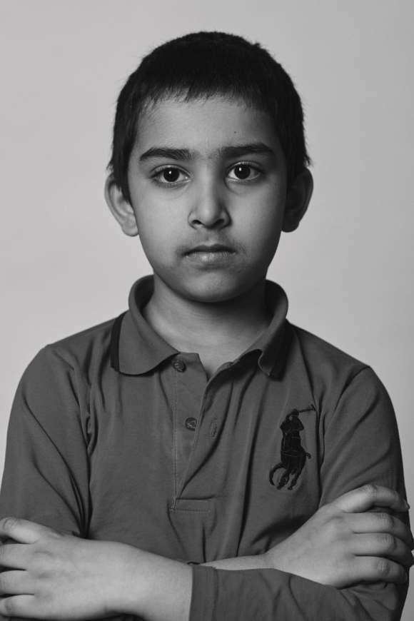 Personal project portraits series , Riccardo Polcaro, fotografo moda bambino