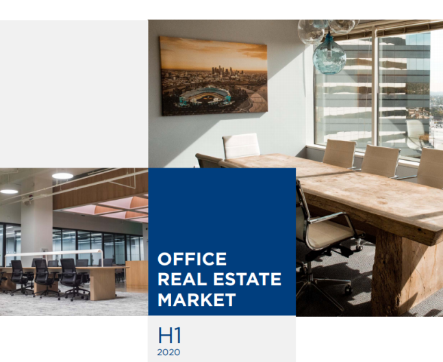 Office market report H1 2020