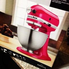 Pink Kitchen Aid Mixer Furniture For Small Dear Kitchenaid Ricci Alexis