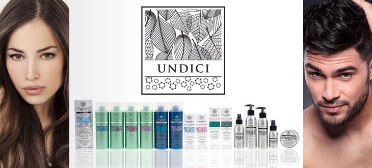 Prodotti naturali per la cura dei capelli ricci: UNDICI di Domus Olea Toscana