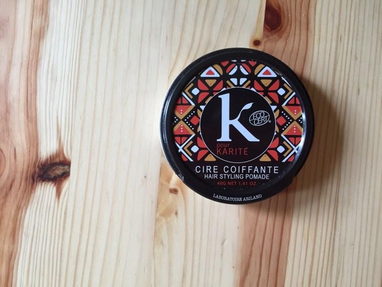 K Pour Karité - Cera modellante