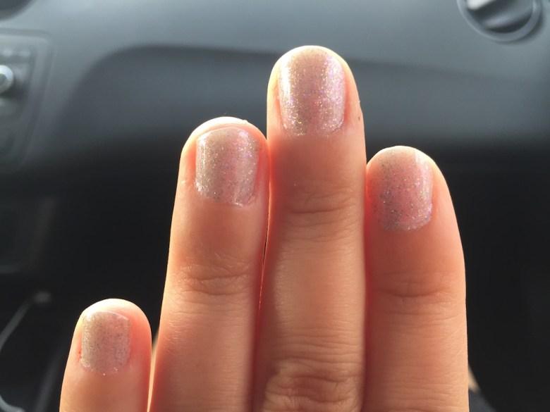 Shellac CND Manicure