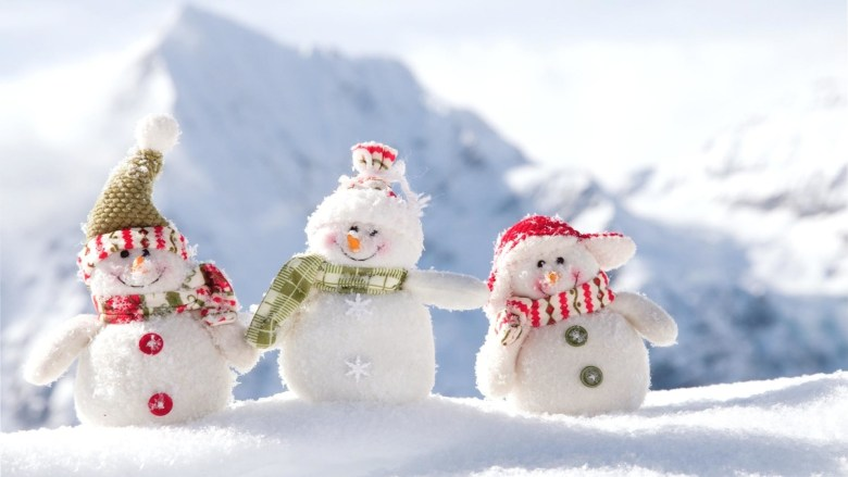 Cute-Snowman-for-christmas-2014-1920x1080