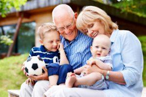 Grandparent Visitation in North Carolina