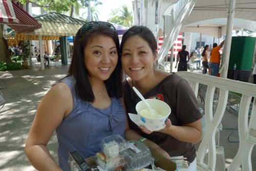Brooke Nakamura & Liz Hata