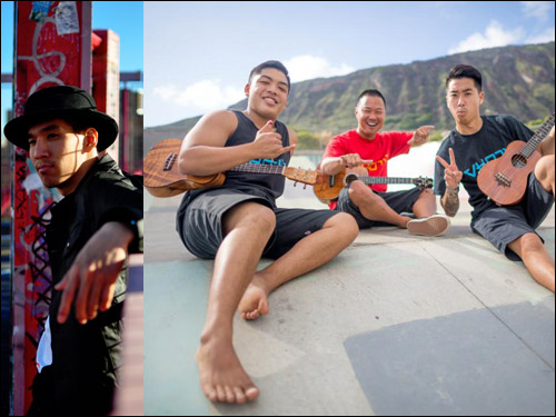 Heart & Soul Featuring Hawaii's Human Beatbox Jason Tom