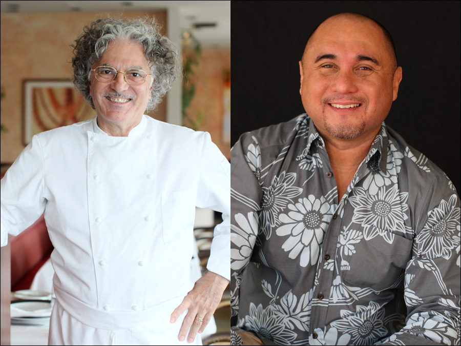 Cooking Demo with Chef Mavro & Lanai Tabura