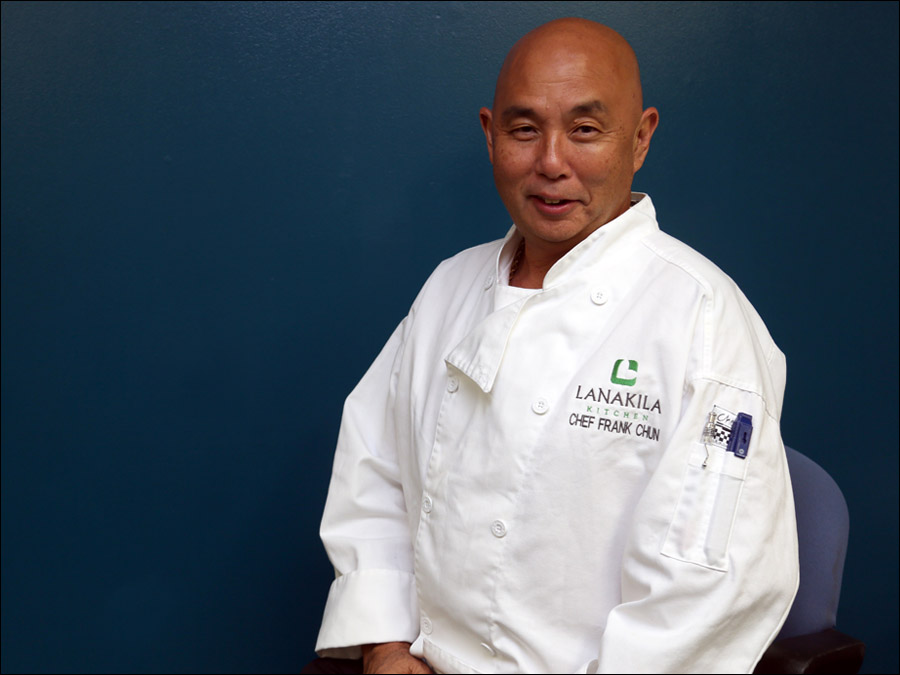 Cooking Demo with Chef Frank Chun