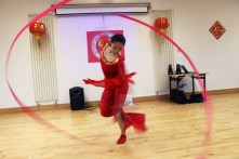 Traditional Chinese Dance Performance