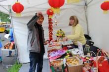 Chinese Craft Stall
