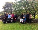 Ricefield Volunteers at Cashel