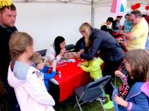 Crafts at Glasgow Kite Festival