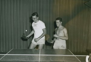 Shirtless pingpong 1
