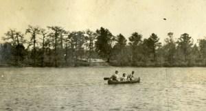 Buffalo Bayou 1915