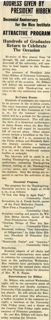 Hibben November 1922