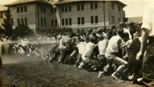 Tug of war 1920s