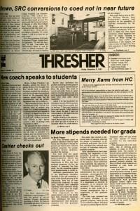 Penrose Thresher cover