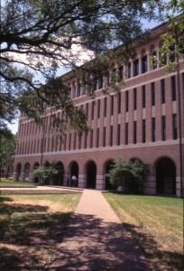 Allen Center campus photographer1996