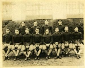 Robert Hillyer Ray football.