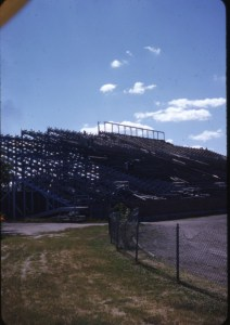 Tearing Down Old Stadium 2