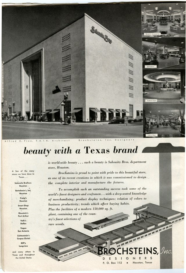 Town and Country Ad Cullinan Collection Brochstein