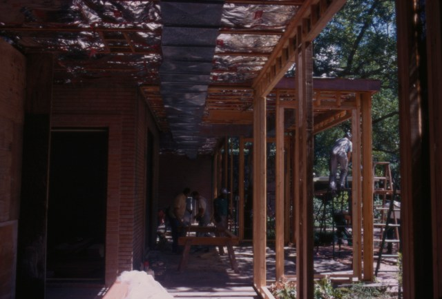President'S House construction 1970 2