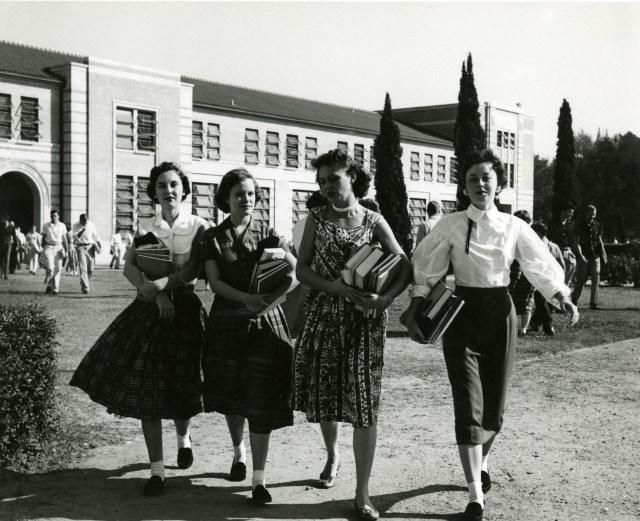 1954 probably toward fondren