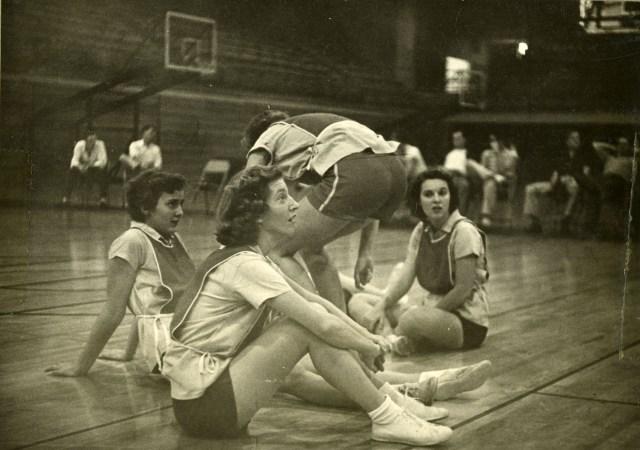 Softball EBLS gym