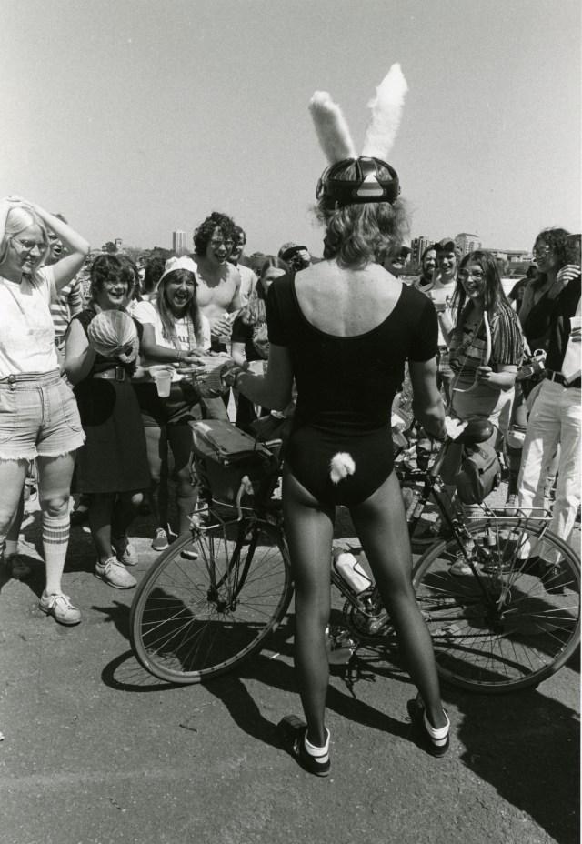 New beer bike bunny 1984