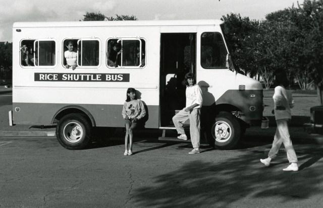 New Shuttle summer school ballet c1985
