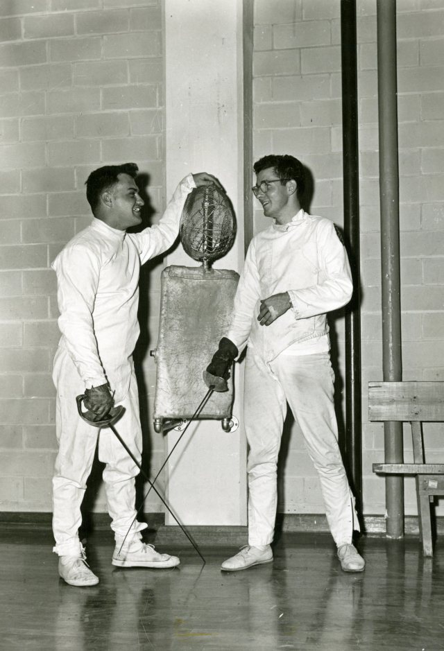 Fencing 1956 Charles Reed 047