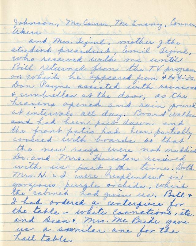 Masterson Hanszen move in March 1957 5 049