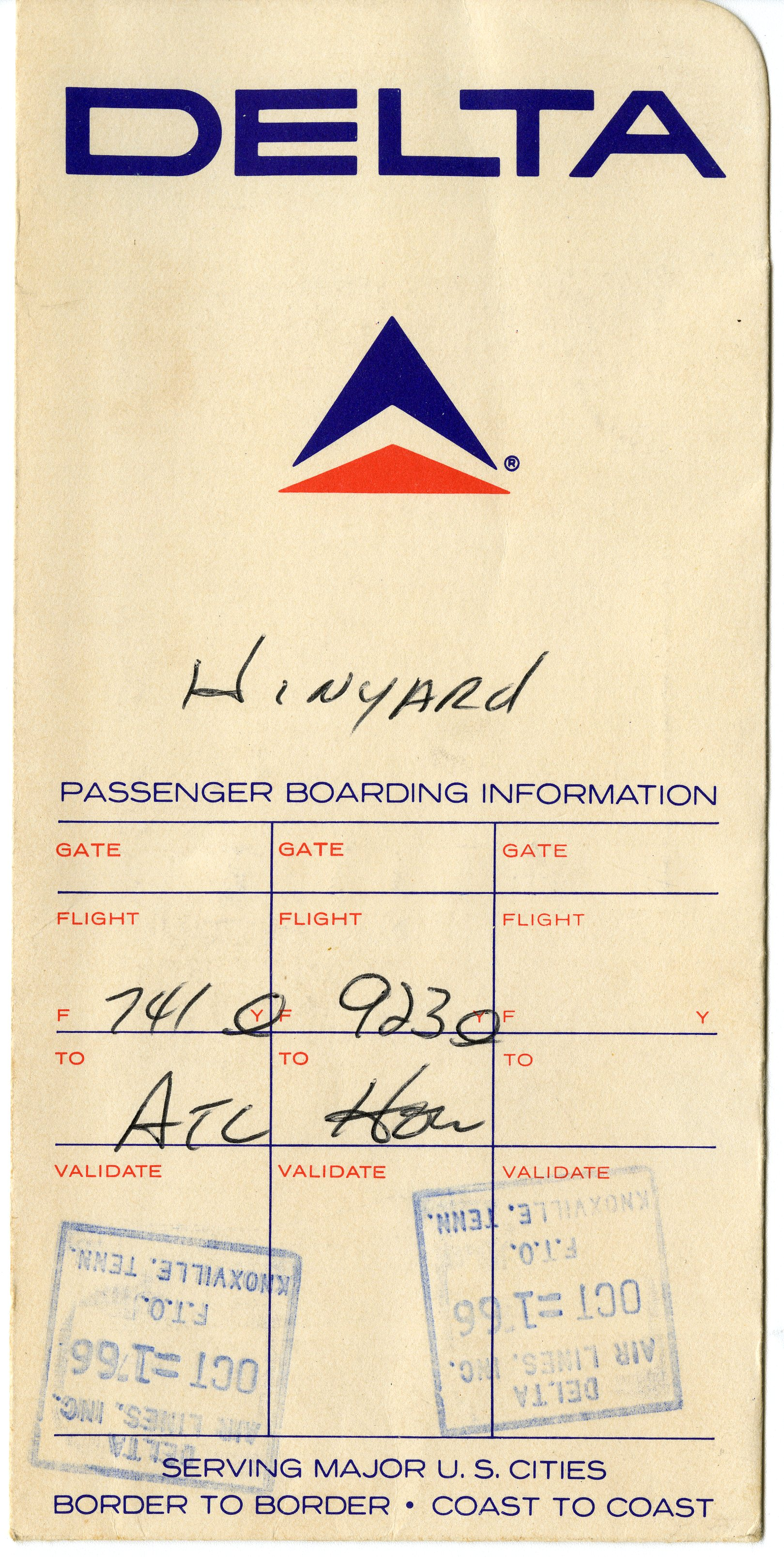 hight resolution of when was the last time you saw an airplane ticket