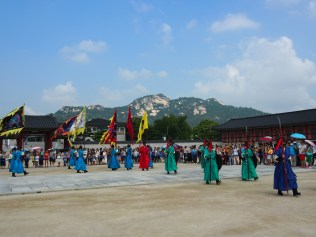 Sumunjang changing of the guards ceremony (twice a day, 10 am and 2pm)