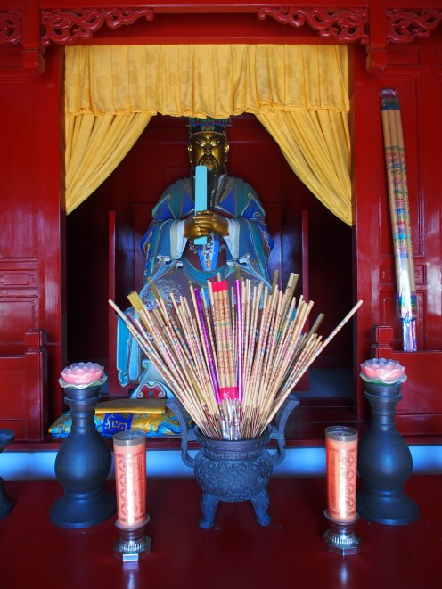 Guan Di Temple.