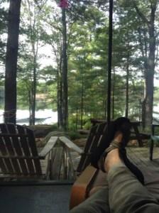 deck relax