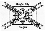 Clackamette Mineral and Gem Club of Oregon City - logo.