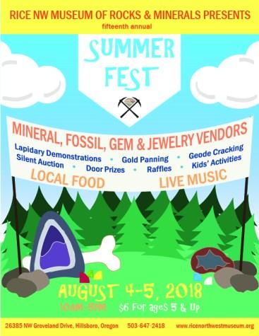 Summer Fest 2018 Poster