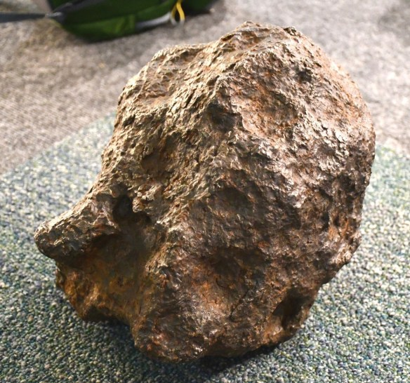 Camp del Cielo meteorite