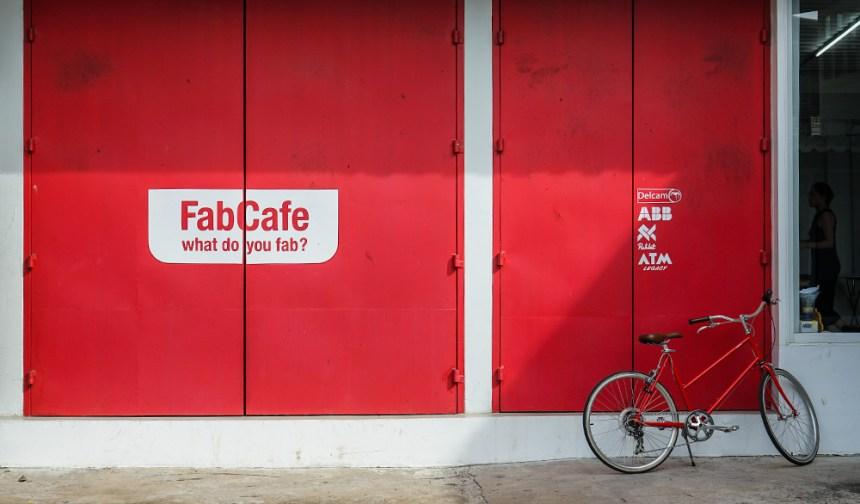 Fabcafe Ari Bangkok