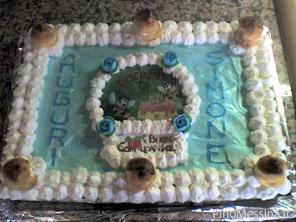 Ricetta Torta di compleanno di mamma Laura  Consigli e Ingredienti  Ricettait