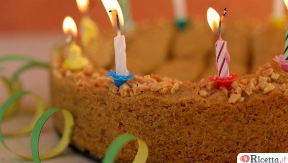 Torta Di Compleanno Per Bambini Ricettait