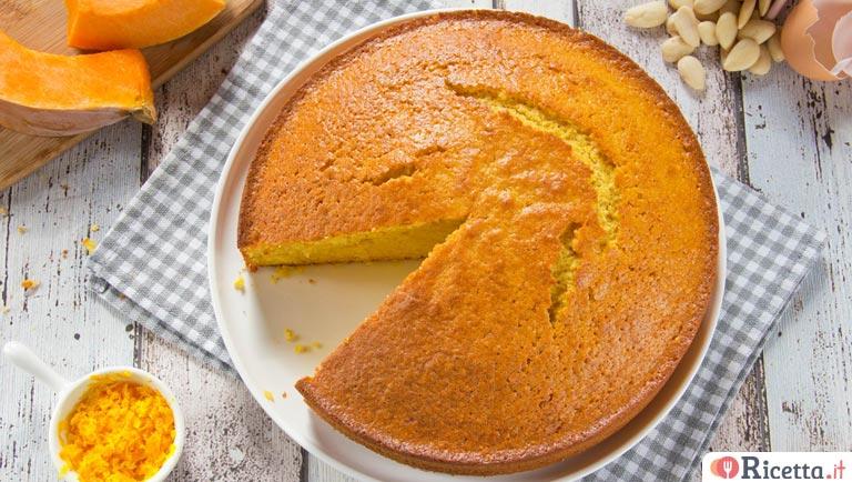 Ricetta Torta di zucca soffice  Consigli e Ingredienti  Ricettait
